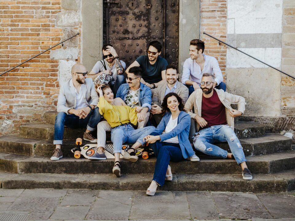 foto del team Demia