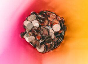 Maniata di monete