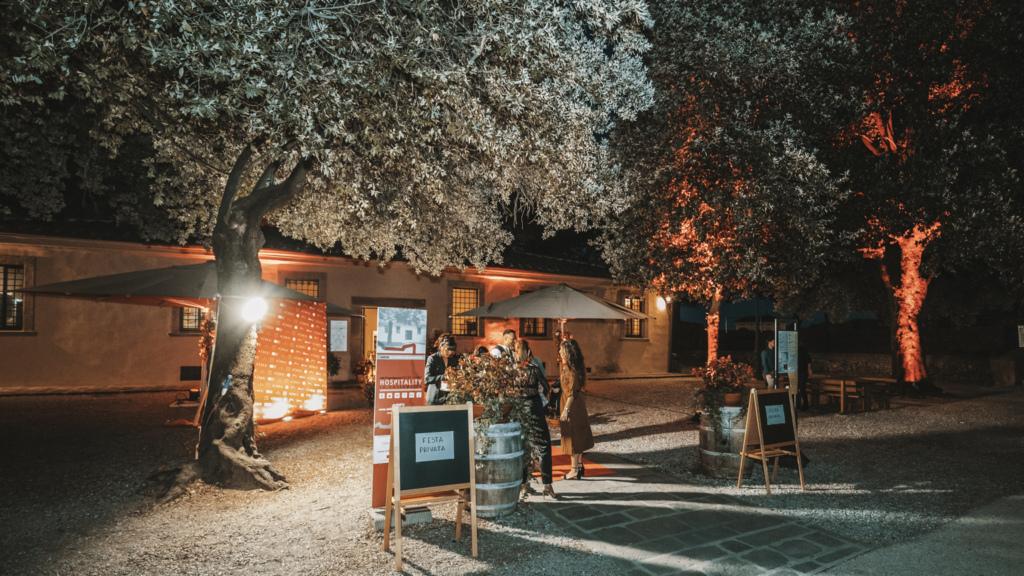 Una location esclusiva sulle mura di Lucca per un evento esclusivo