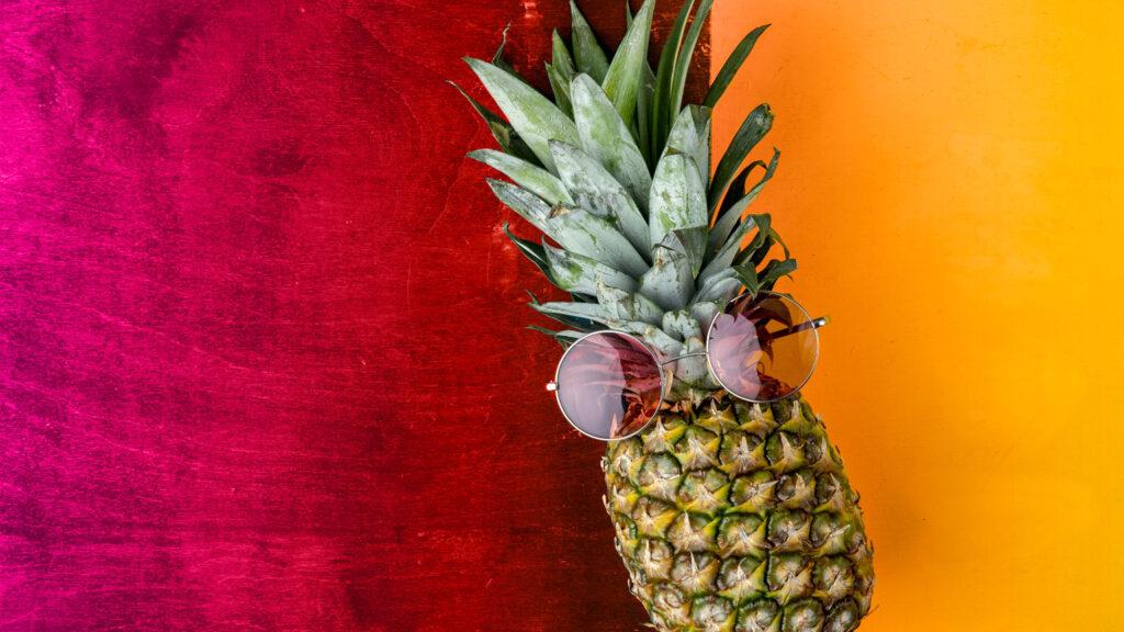 Cosa significa obiettivo SMART. Ananas con gli occhiali